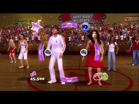 Disney High School Musical 3: Senior Year DANCE HD Xbox 360