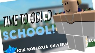 Roblox Trolling O'ders At Roblox Robloxia University