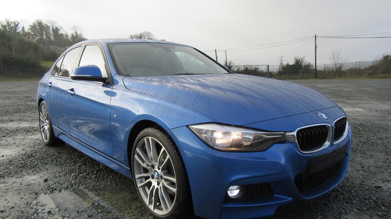 Review Test Drive BMW D M Sport F YouTube - 330d bmw