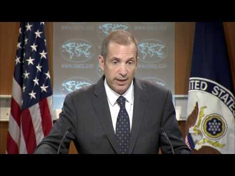 Daily Press Briefing - October 4, 2016