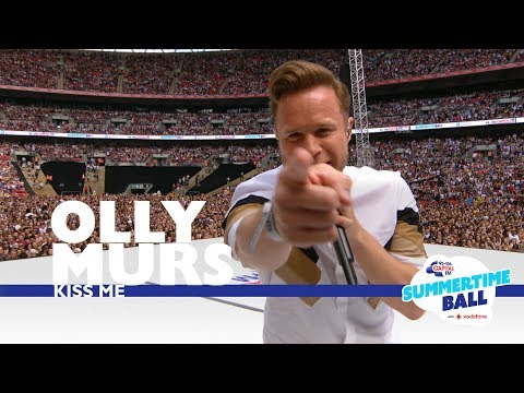 Olly Murs - 'Kiss Me' (Live At Capital's Summertime Ball 2017)