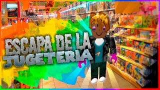 ESCAPAR DO TOYRY? ROBLOX? BPancri e WhiteZunder