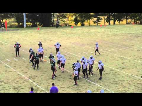 Farristown Middle School (Berea, Ky.) 7th Grade VS Madison Middle 9/24/15