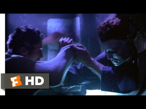 Halloween: Resurrection (4/10) Movie CLIP - Shattered Glass (2002) HD