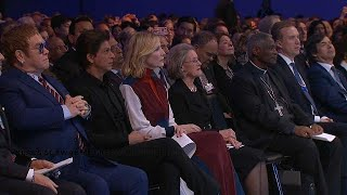 World Economic Forum opens in Davos