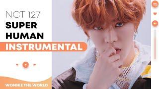 NCT 127 - Superhuman | Official Instrumental