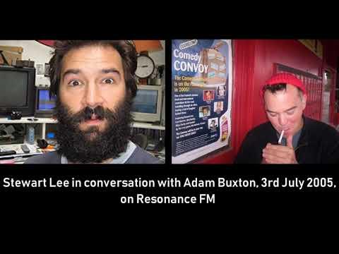Stewart Lee in conversation with Adam Buxton