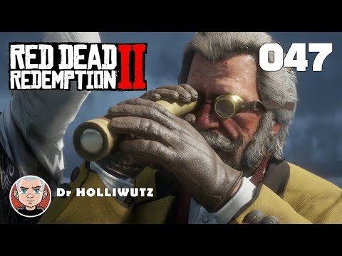 Red Dead Redemption 2 gameplay german #047 - Vergängliche Freude [XB1X] | Let's Play RDR 2