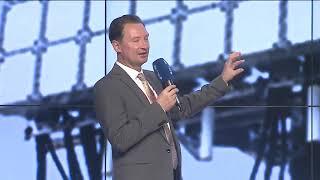 "Презентация Huawei ""5G и наше будущее""."