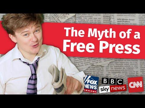The Myth of a Free Press: Media Bias Explained