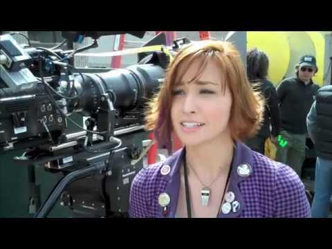 Allison Scagliotti talks Warehouse 13