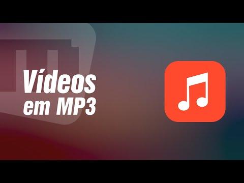 Como converter Vídeo em Áudio MP3 no iPhone