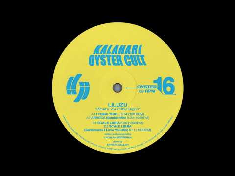 PREMIERE: Liluzu - Scale Libra (Sentiments I Love You Mix) [Kalahari Oyster Cult] Mp3