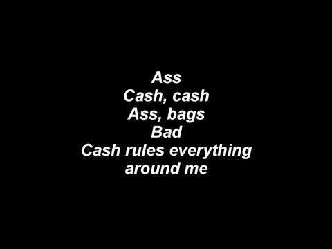 Iggy Azalea Ft. Tyga - KREAM - Lyric Video