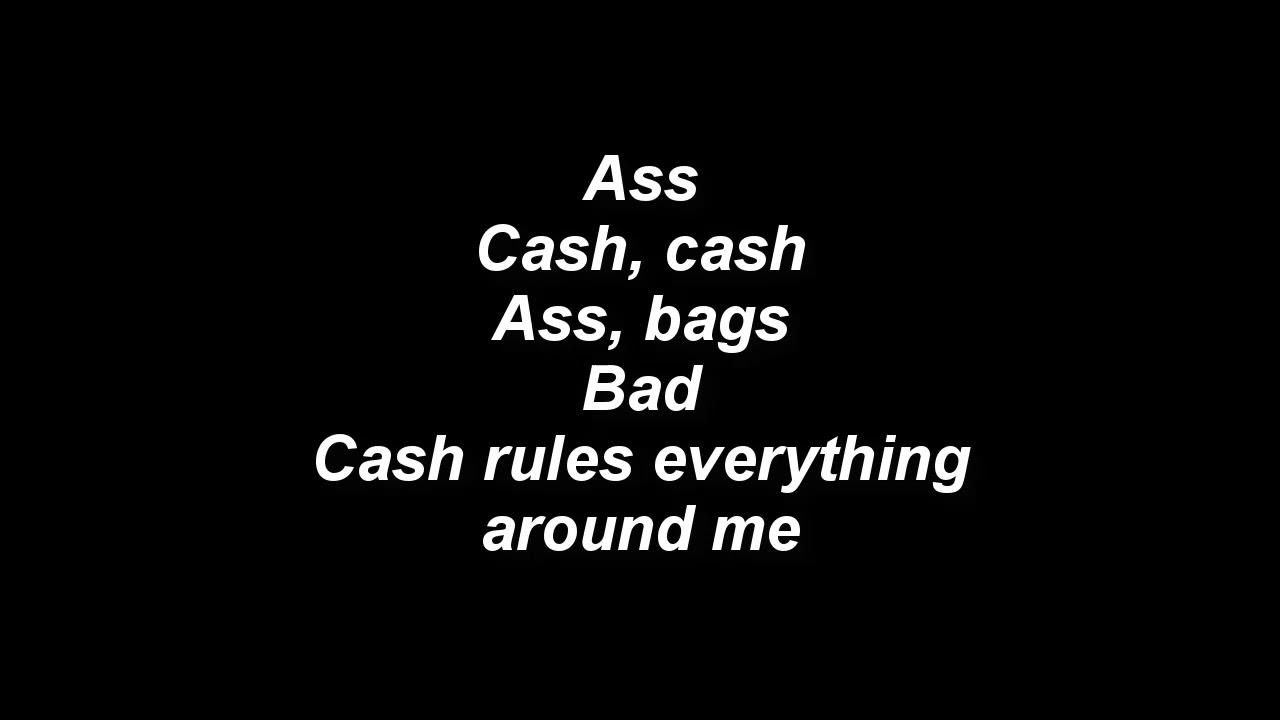 Download Iggy azalea Ft. Tyga - KREAM - Lyric Video