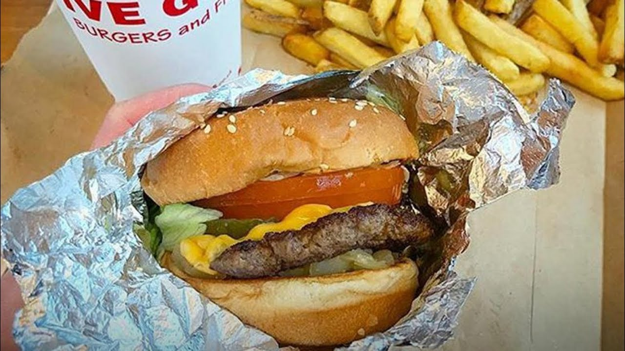 The Untold Truth Of Five Guys - YouTube