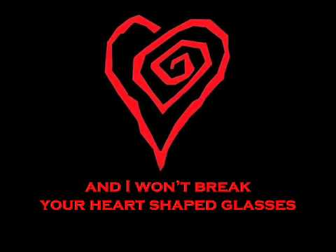 Heart-shaped glasses uncut music video