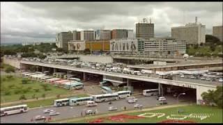 Brasilia - 1/3 Monument der Moderne wird 50 (Architekt Oscar Niemeyer)