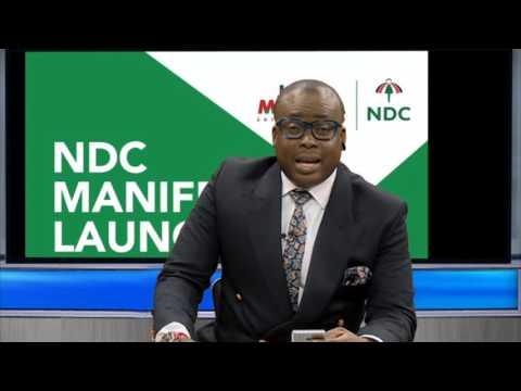 NPP'S ABYNA ANSAA ADJEI ON THE NDC MANIFESTO