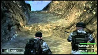 SOCOM: Fireteam Bravo 2 (PSP) PlayStation TV Gameplay