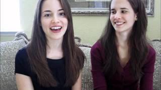 Hagar Home (Casa Agar) mission - Stefanie & Sabrina Berci