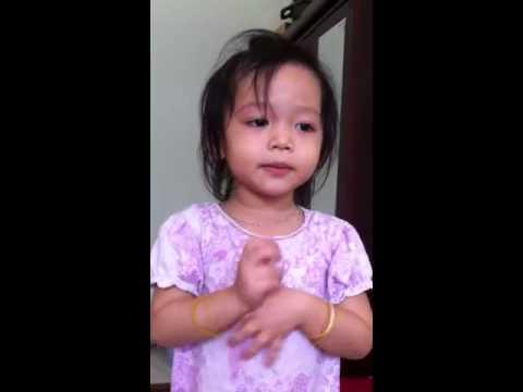 Bài hát Bác Gấu Đen:bé Ngọc Linh