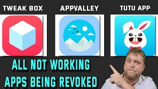 [APPS REVOKED] AppValley & TweakBox Having Issues - Apps Not Working/Downloading On IOS Devices