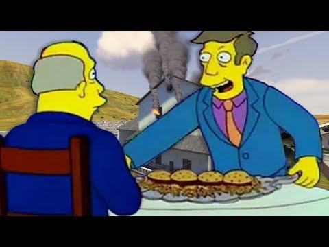 Карта «Steamed Hams but it's a Team Fortress 2»