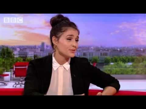 Jessie Ware - Interview at The Breakfast Show (BBC One)