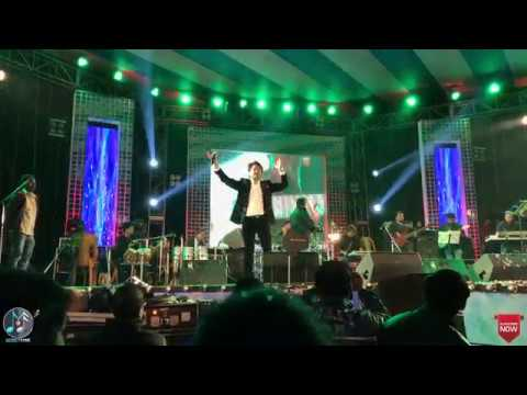 Ek Din Teri Raahon Mein From Naqaab-Javed Ali At Dum Dum Kolkata 07th January, 2018