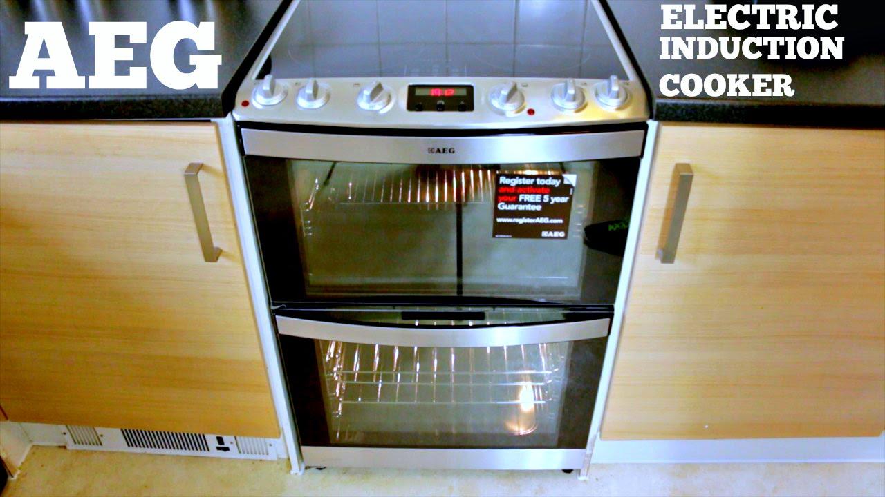 Aeg 41102iu Mn Electric Cooker With