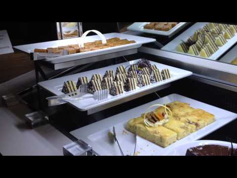 Buffet at the Sheraton on the Gold Coast in Australia. So Good