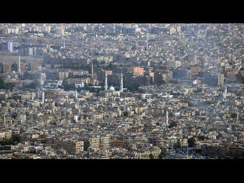 Damascus Water Crisis