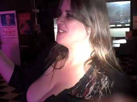 big boobs bartender