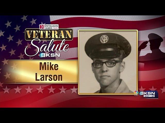 Veteran Salute: Mike Larson