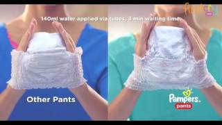 Pampers Pant Diapers Light And Dry