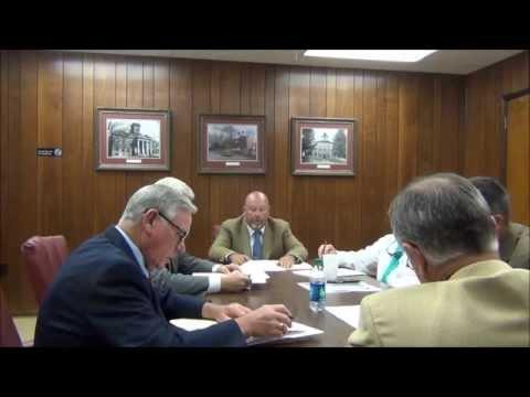 Jackson Co. Commission Scottsboro Al. 5-26-15