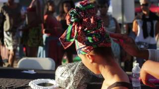 Run Way Boutique/A Map to You - Head wrap Festival