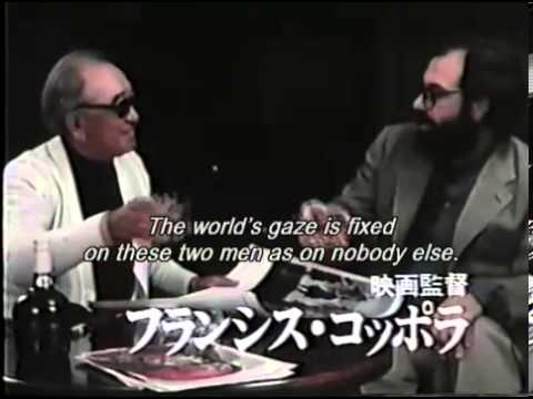 Suntory Whiskey commercials   Coppola & Kurosawa