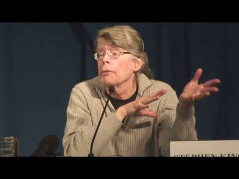 Stephen King press Conference 2013 (Paris)