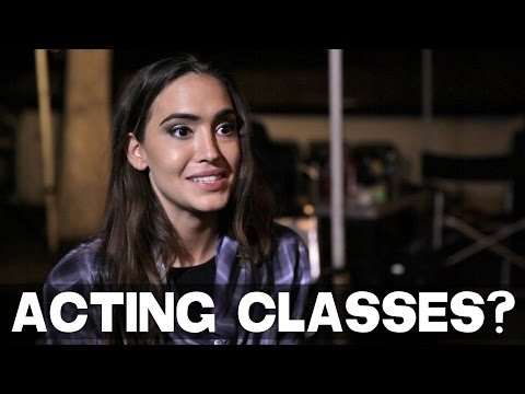 Do Actors Need Acting Classes? by Teri Andrez