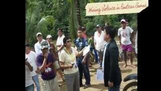 Mining Violence In Eastern Samar
