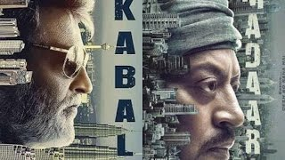 Kabaali Poster Copied from Bollywood-Claims Irfan!