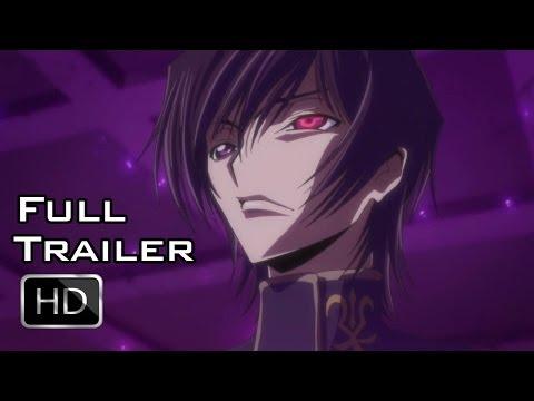Full Trailer | Code Geass: Lelouch of the rebellion (English)