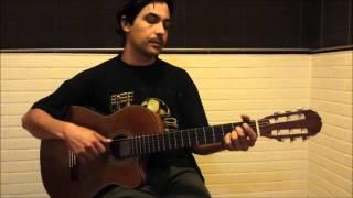 Como tocar Canto de Ossanha - How to play Canto de Ossanha