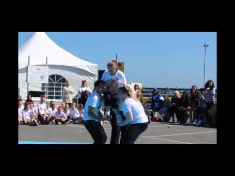 Fundraising Stunt for Guernsey Motor Neurone LBG