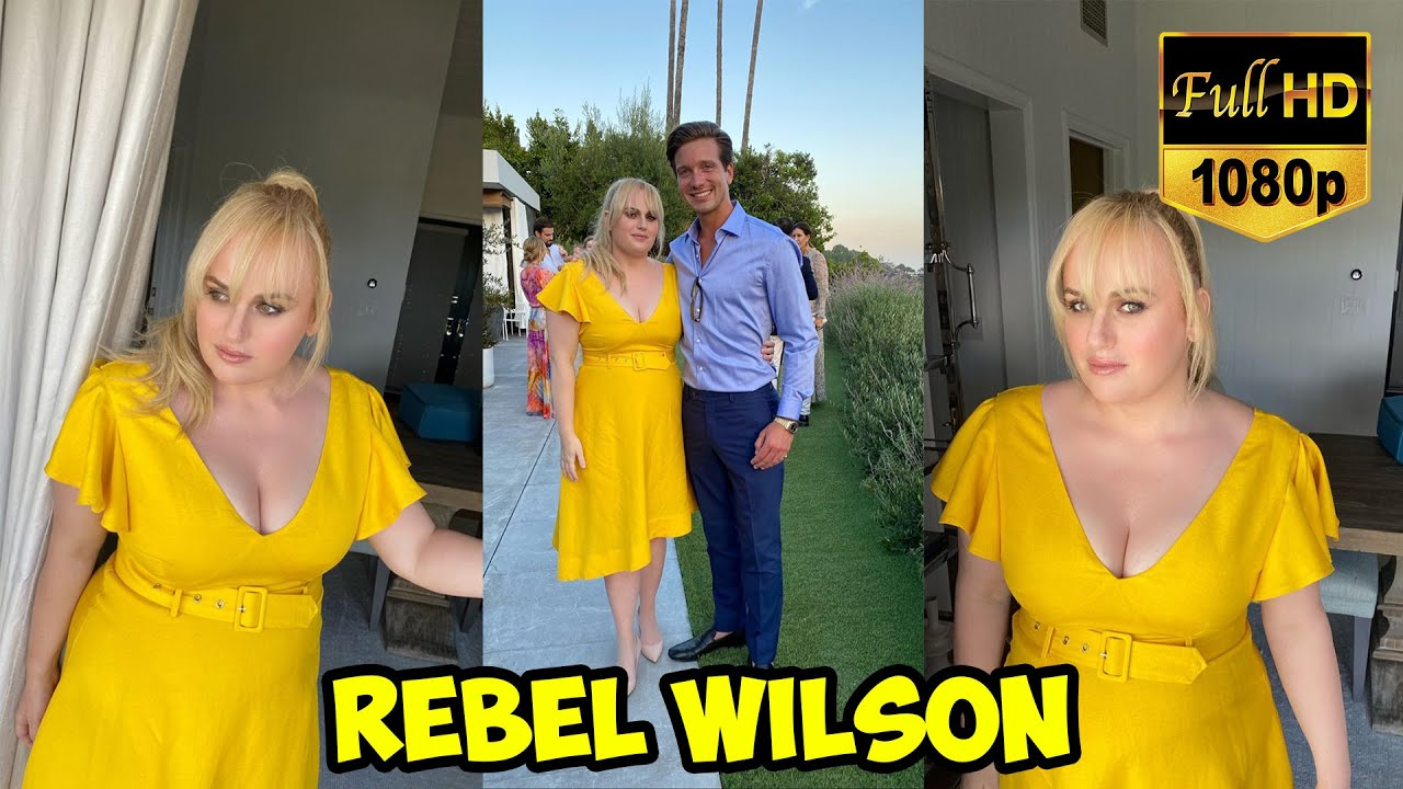 Rebel Wilson shows off her weight loss transformation in smoldering ...