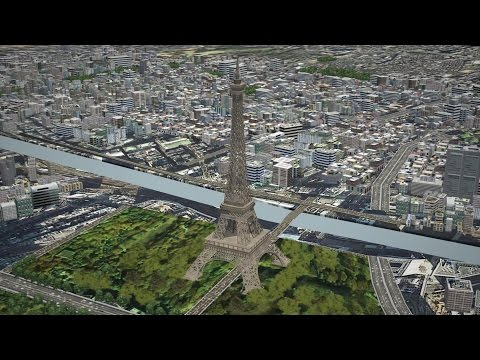 Paris plans to build anti-terrorist glass wall around Eiffel Tower