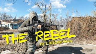 Fallout 4 - The Rebel Armor Mod Spotlight Preview