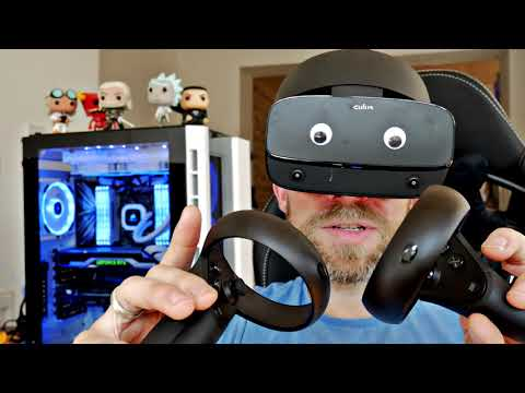 Oculus Rift S review   The new Oculus flagship VR headset.